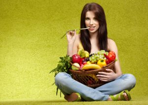 habit 1 eat fruit and  or vegetables at every meal or