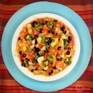 nachos vegan