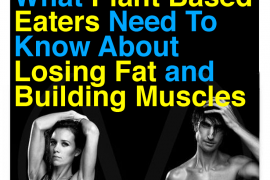 Podcast AV042 Plant based fat loss and lean muscle feature Image