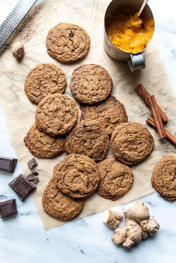 Dark-Chocolate-Pumpkin-Gingersnaps-Vegan-2