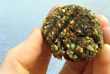 plantain protein cookies