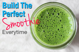 BuildThePerfectSmoothie
