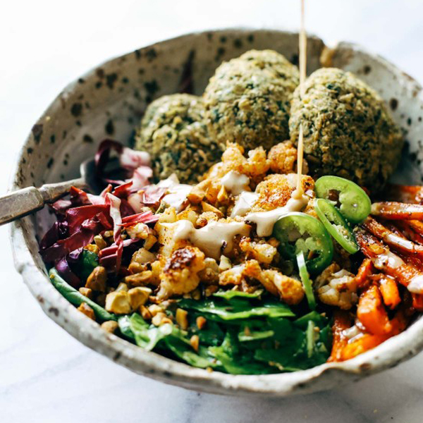 The Ultimate Winter Bliss Bowl