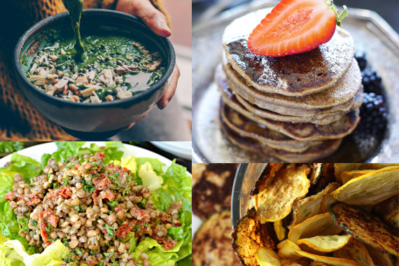40 Plant Based Recipes – 5 Ingredients (or less)