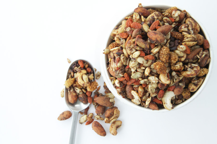 Sprouted Yogi Snack Mix